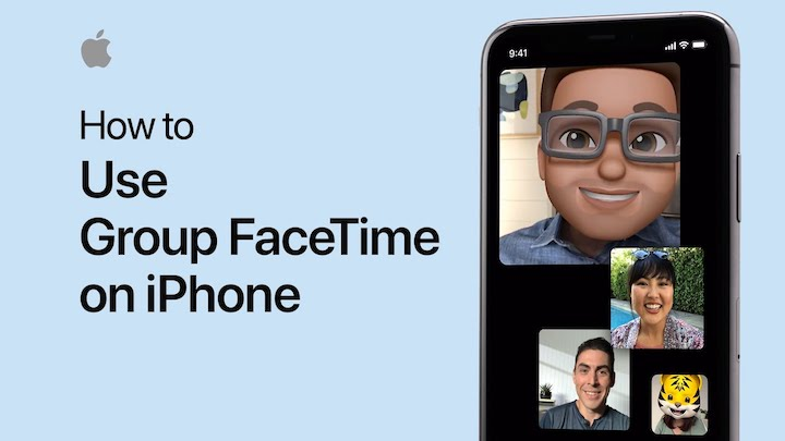 How to Use FaceTime For Group Calls
